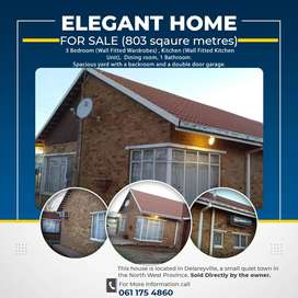 House for sale in delareyville