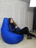 Кресло мешок, кресло груша, кресло пуф +наполнитель в подарок Одесса