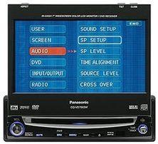 Магнитола/магнітола Panasonic cq-vd7003w5