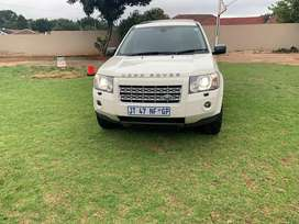 Freelander2 automatic 2.2Sd4, Accident free
