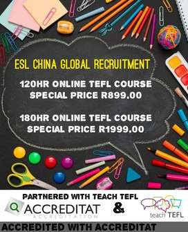 Training English online &  TEFL Online courses