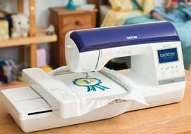 Brother INNOV 800E Embroidery machine
