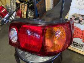 TOYOTA TAZZ NEW HEAD LIGHTS, TAIL LIGHTS AND INDICATOR LIGHTS