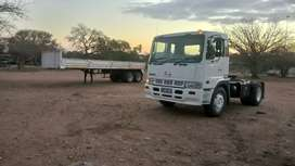 HINO PROFIA 45-350 HORSE POWER & FREE TRAILER AT AFORDABLE PRICE.