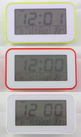 Cyfrowy zegarek, termometr, budzik, timer - 3 kolory - NOWE Augustów - image 3
