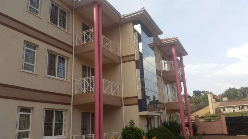 A block of six apartments in ntinda for sale 0
