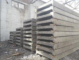 Продам плиту бетонную ПКЖ 6\1,5 б\у