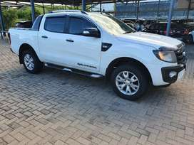 2014 Ford Ranger Wildtrack 3.2TDCi
