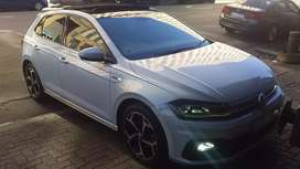 VW polo 8 Rline TSI in Excellent condition