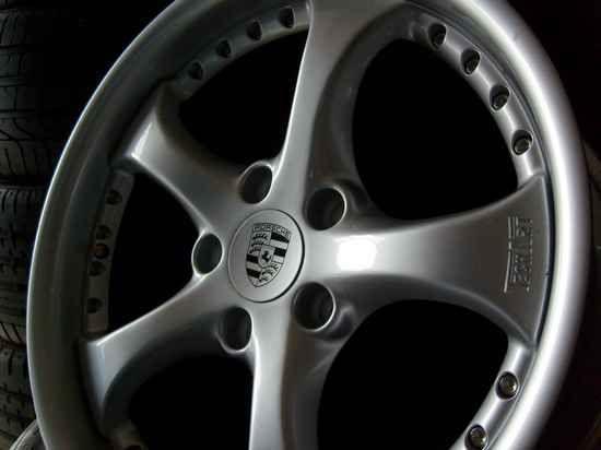 19''FELGI - PORSCHE TECHART 996 997 S Turbo Cayman Piotrków Trybunalski - image 2