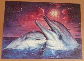 500pc Dolphin Puzzle
