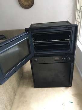 Used Defy Double Oven