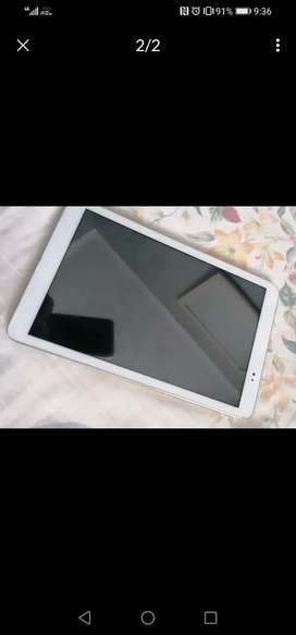 Hauwei T1 10 media pad for sale as new