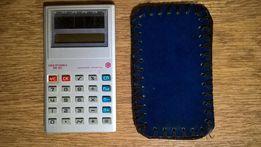 Первый калькулятор СССР в рабочем состоянии на солнечных батарейках