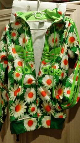 Продам стильную и красивую спортивную куртку-Adidas Херсон - изображение 1