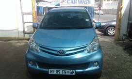 2013 Toyota Avanza 1.5 for sale