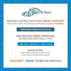 Rent To Own in 3 EASY steps!
