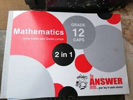 The Answer Series Mathematics, Life Science and Physical Science