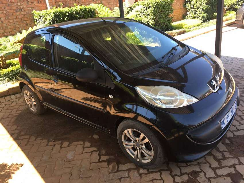 Peugeot 107 with A/C