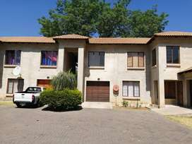 Upcoming Auction: Neat 3 Bedroom Unit in Rustenburg