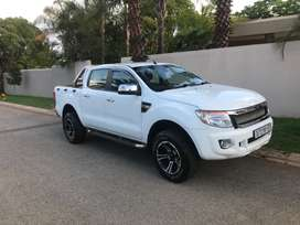 2013 Ford Ranger - Double cab XLT FOR SALE!