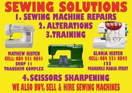 Alterations - Sewing Solutions