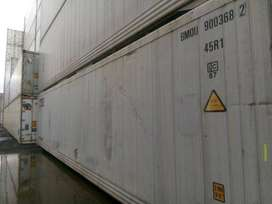 Running and Non Running Reefers Containers for sale