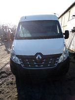 Renault Master kompletny przód