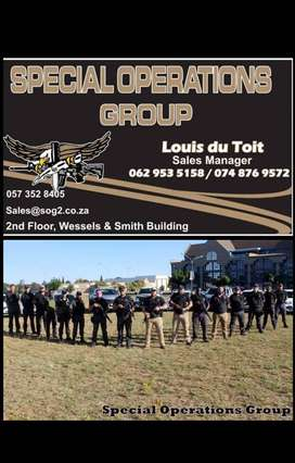 Alarm Services (Special Operations Group)