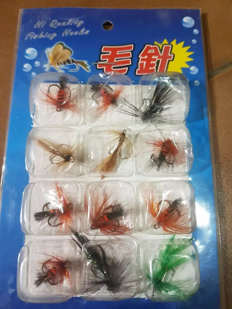 Navnady na lov ryb 0