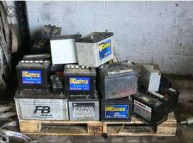 We Buy Scrap Batteries!