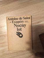 Antoine de Sainte-Exupery Nocny lot