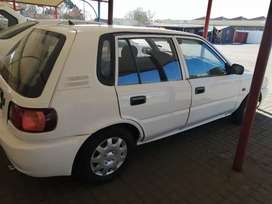 Toyota Tazz big five Distributors old Mr Cheepi WITBANK