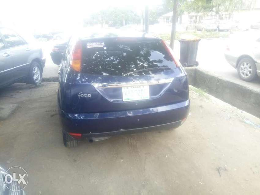 Ford focus Nigeria used 2010model for sale 0