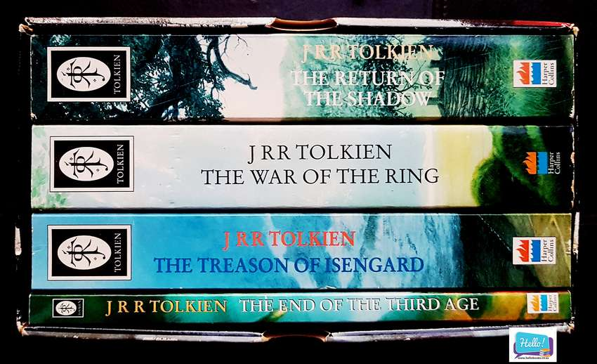 J. R. R. Tolkien, Christopher Tolkien The History of the Lord of the R