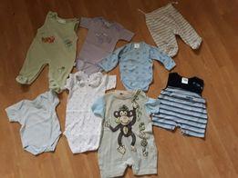 Ubranka dla dziecka 50-68