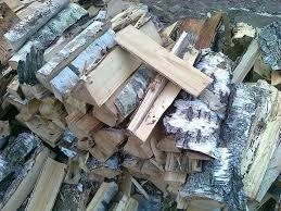 Колотые дубовые дрова Киев и область