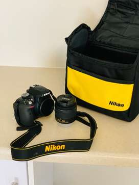 Nikon D3300 [24.2 MP DX format (APS-C) sensor]