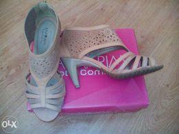 Бразильське шкіряне жіноче взуття