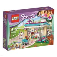 Lego Friends Lecznica dla zwierząt 41085