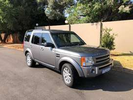 Land Rover Discovery 3 TDV6 for sale