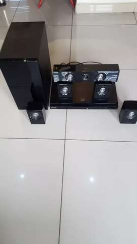 Samsung Blue ray home theatre