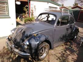 Vw beetle to swop for a bakkie