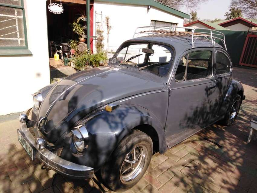 Vw beetle to swop for a bakkie 0