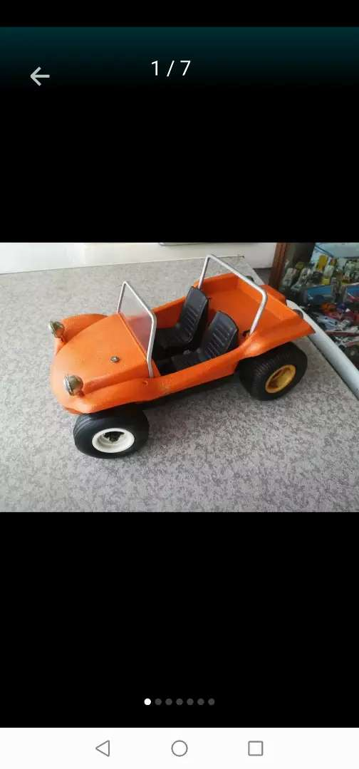Cox Tether car 1960's 0