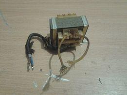 Радиодетали. Трансформатор. Резистор. ТВС. ТВЗ-1-9