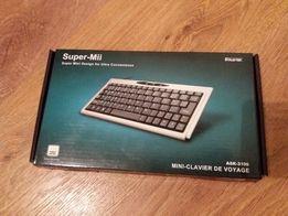 Клавиатура Solid Tek KB-P3100BU ASK-3100U USB 4x9 SuperMini -40%