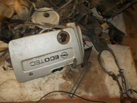 Opel Astra G 1.6 engine cover