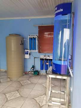 Water purification business for sale
