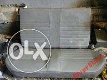 сидение (диванчик-трансформер) для микроавтобуса, джипа, минивена